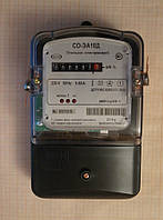 Счетчик электроэнергии однофазный электронный СО-ЭА10Д