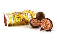 Шоколадные грильяжные конфеты из 3  орехов Метеорешек Жако Россия