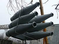 Циклоны ЦН-15х6УП, ЦН-15х6СП