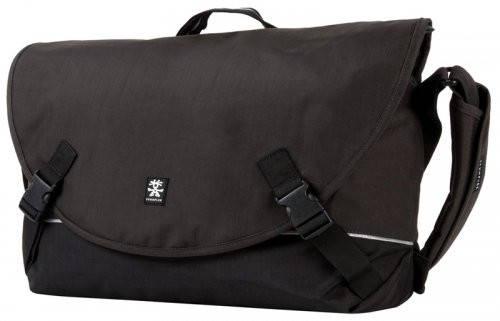 Необычная городская сумка 14 л. Proper Roady Crumpler PRY-L-001 черный