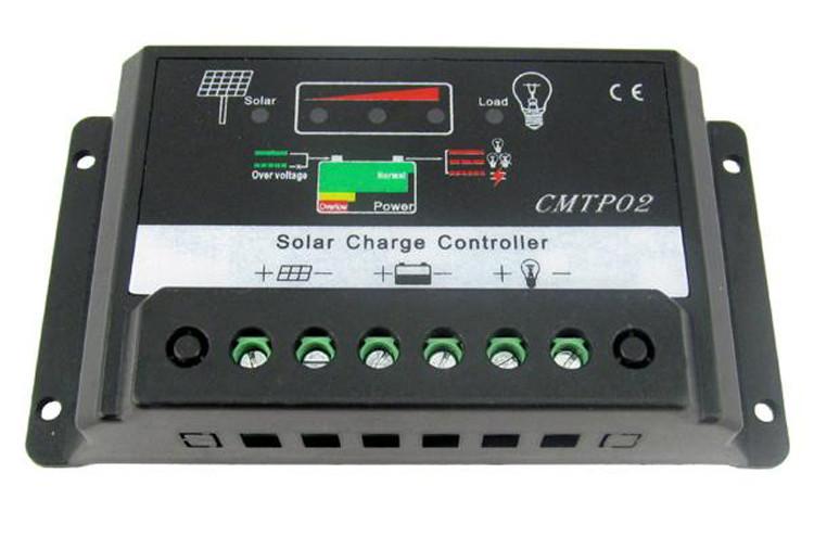 Контроллер заряда – разряда 20А МРРТ 12/24V