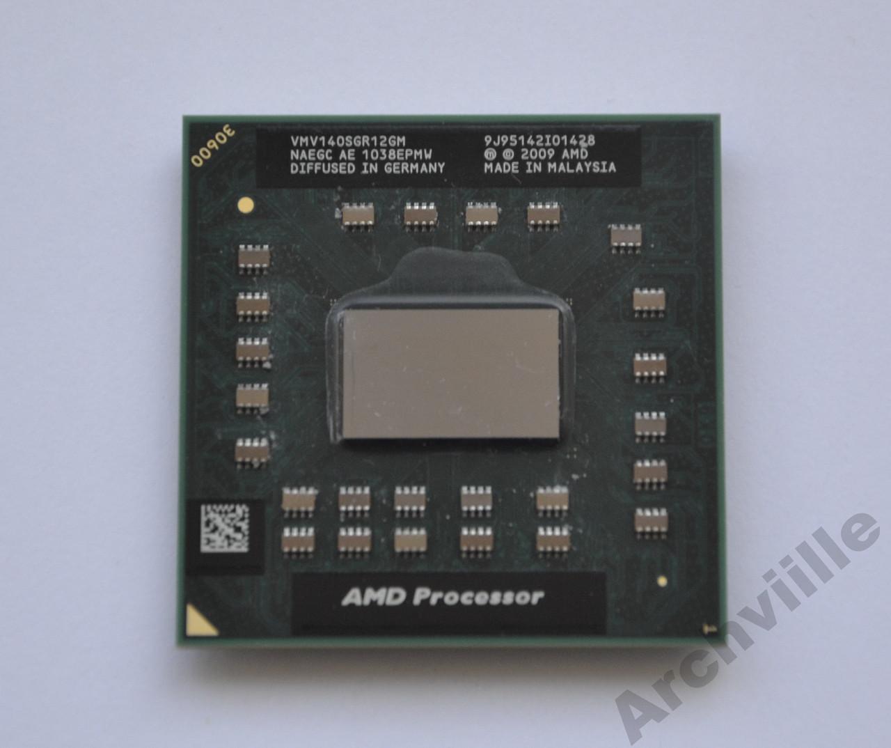 Процессор AMD Processor VMV140SGR12GM