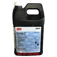 3М™06002 Finesse-it™ - Полірувальна паста для акрилу і пластикових фар, особливо тонка, каністра 3,785 л