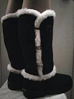 УГГИ женские выдержат мороз до -30С и согреют ноги