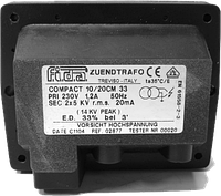 Высоковольтный трансформатор FIDA 10/20 CM 33%