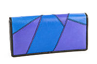 Цветной кошелек из натуральной кожи SWAN, фото 1