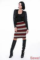 Зимняя женская юбка Sewel