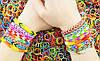 Набор резинок для плетения браслетов Loom Bands   , фото 7