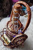 Подарок плетеный ручной работы