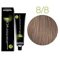 Краска для волос INOA-mix L'Oreal Pro 60 g 8.8 Светлый блондин мокка
