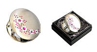 Зеркало косметическое «Flowers III», ACS-18, лучший подарок для женщины