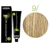 Краска для волос INOA-mix L'Oreal Pro 60 g  9 Очень светлый блондин