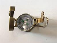 Компас инженерный жидкостный диаметр 48мм металлический, фото 1