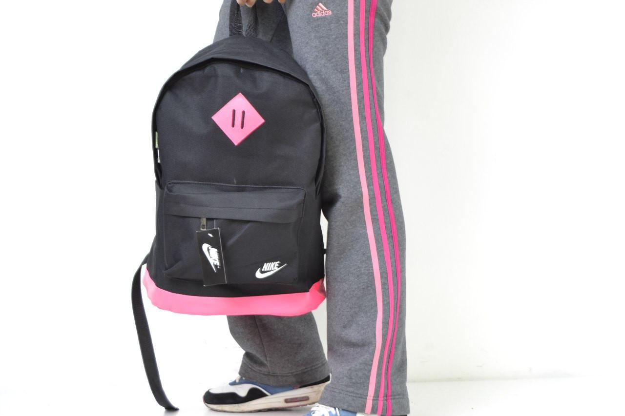 a01f7bf7d69d Рюкзак Nike, с розовыми вставками (Реплика): продажа, цена в Днепре ...