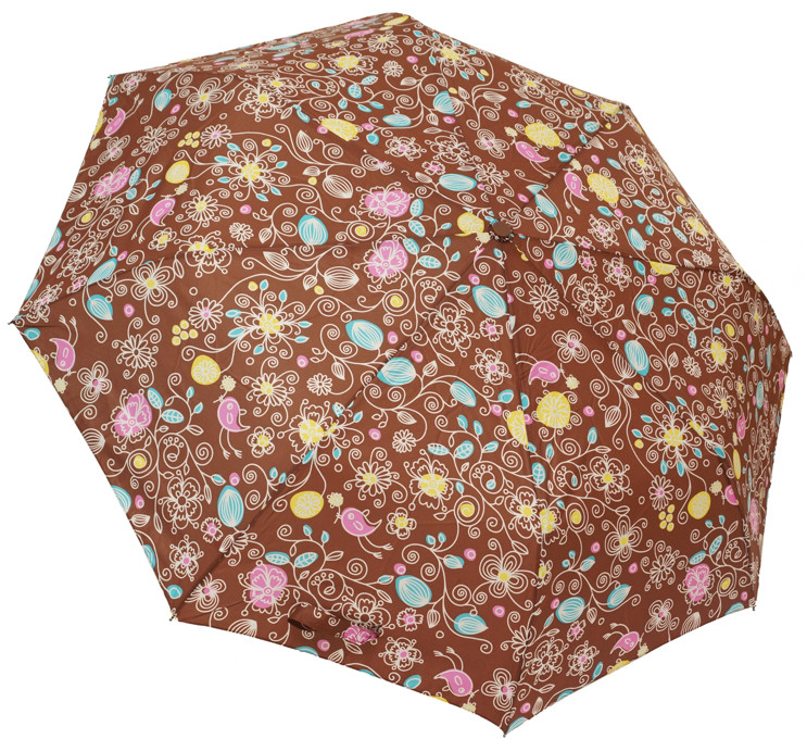 Модний жіночий парасольку 209 s brown