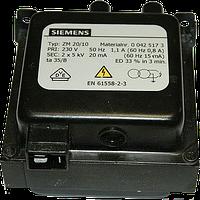 Высоковольтный трансформатор Siemens ZM20/10 517 (ZM 20/10 517)