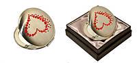 Зеркало косметическое «Heart», ACS-23.1, фото 1