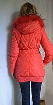 Куртка зимняя удлиненная, фото 3