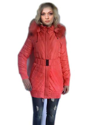 Куртка зимняя удлиненная, фото 2