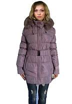 Куртка удлиненная с манжетом, фото 2