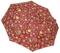 Модный женский зонт 209 s red