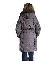Пальто зимнее 42-46, фото 3