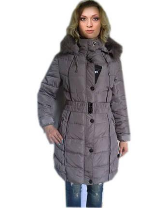 Пальто зимнее 42-46, фото 2