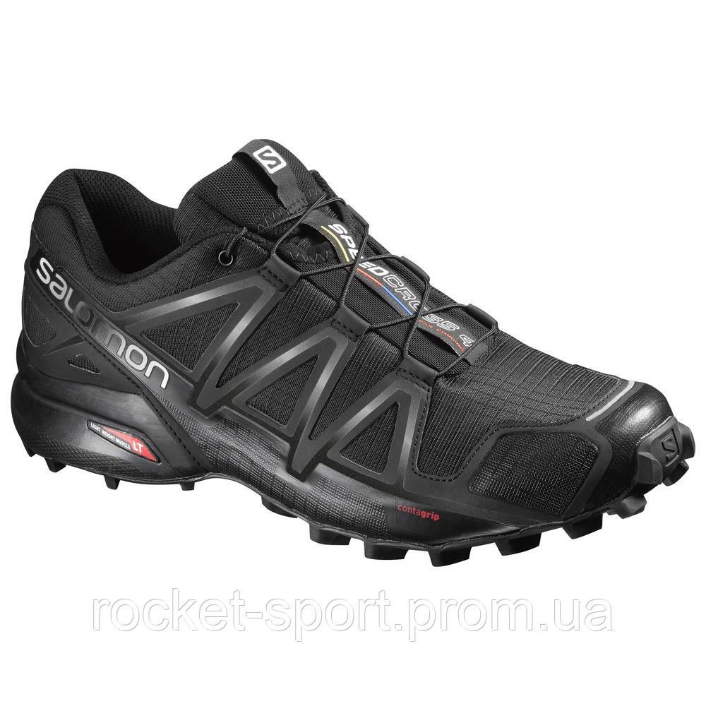 88dc16ce9 Salomon Speedcross 4 black, цена 3 290 грн., купить в Львове — Prom ...