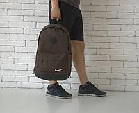 Рюкзак Nike, коричневый