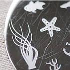 Диск для стемпинга, серия hehe, печать на ногтях , фото 4