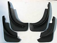 Volkswagen Touareg Mk1 брызговики передние и задние