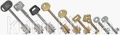 Изготовление ключей от сейфа