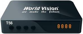 Тюнер T2 для цифрового телевидения, World Vision T56