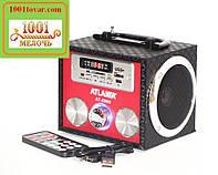 Портативная акустическая колонка Atlanfa AT-8996, фото 1