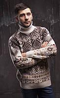 Зимний мужской свитер турецкого производства Pulltonic