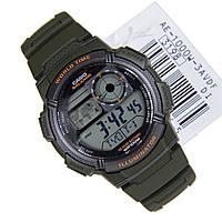 Часы Casio AE-1000W-3AVEF оригинал мужские