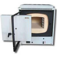 Камерные электропечи SNOL 6,7/1300 L – нагреватели на трубках, микропроцессорный терморегулятор