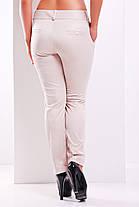 Женские молодежные светлые брюки Хилори, фото 3