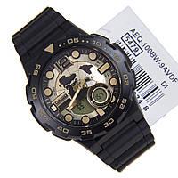 Часы CASIO AEQ-100BW-9AVEF мужские оригинал