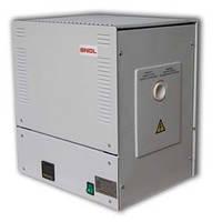 Трубчатая электропечь SNOL 0,2/1250 LXC04, микропроцессорный терморегулятор