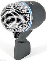 Rental of sound equipment:Shure Beta 52