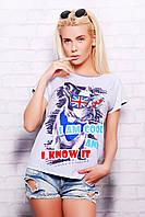 футболка GLEM Бульдог футболка Кимоно