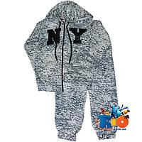 """Спортивный костюм """"NY Stile"""" , трикотажный (флис) , для детей от 8-12 лет"""