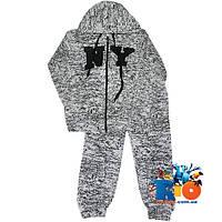 """Спортивный стильный костюм """"NY Stile"""" , трикотажный (флис) , для детей от 8-12 лет"""