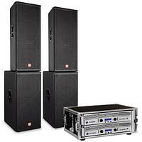 Rental of sound equipment:акустическая система JBL MRX525