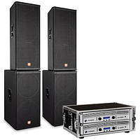 Аренда звукового оборудования:акустическая система JBL MRX525, фото 1