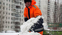 Уборка снега вручную Киев 044 531 88 75, фото 1