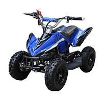 Электрический квадроцикл HB-6 EATV 800 B-4 синий