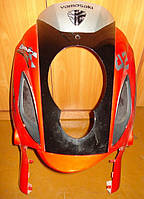 "Пластик для скутера ""Soul"" Raptor (Grand Prix, Хоккеист) 50 куб.см"