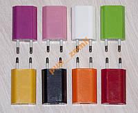 Зарядное USB 5V 1A блок питания адаптер от 220V